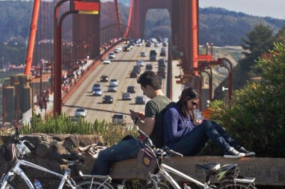 California 'texting tax' may clash with businesses, young adults