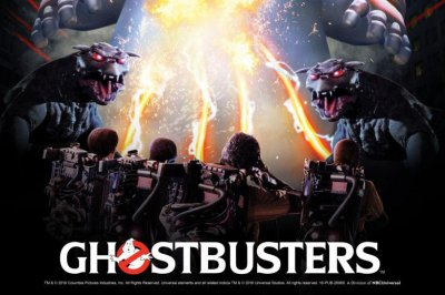 'Ghostbusters' maze coming to Universal's Halloween Horror Nights