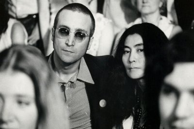 John Lennon, Yoko Ono work on 'Imagine' in 'Above Us Only Sky' trailer