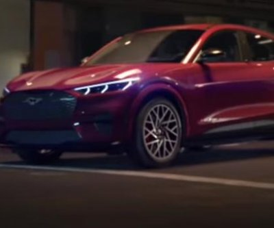 Ford: New Mustang Mach-E 'strikes like forked lightning'