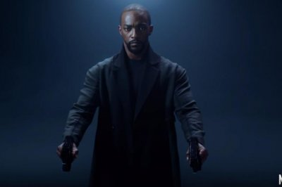 'Altered Carbon': Anthony Mackie is Takeshi Kovacs in Season 2 teaser