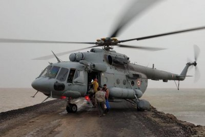 Boeing completes delivery of 37 helicopters to India's air force