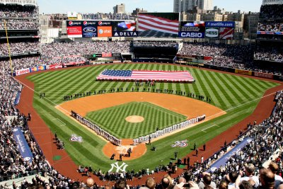 Notre Dame wants games at Yankee Stadium