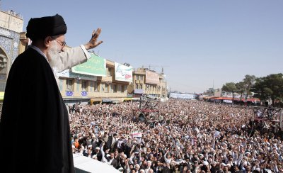 Iran's Khamenei hails Lebanon's resistance