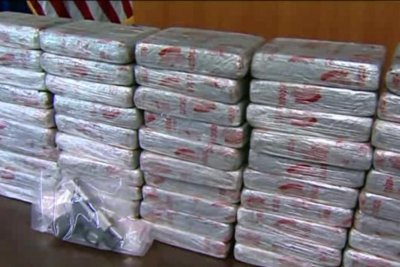 DEA confiscates 154 pounds of Mexican heroin, biggest drug bust in N.Y. history