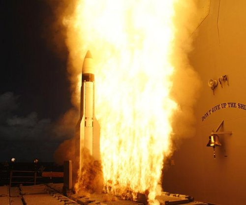 Upgrade to SM-3 missile engines validated