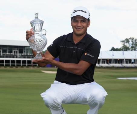 Argentina's Fabian Gomez giddy about Olympic Golf in South America
