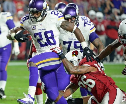 Adrian Peterson says Minnesota Vikings have Super talent