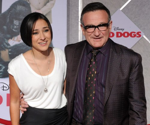 Robin Williams' daughter Zelda to star in Lifetime's 'Girl in the Box'
