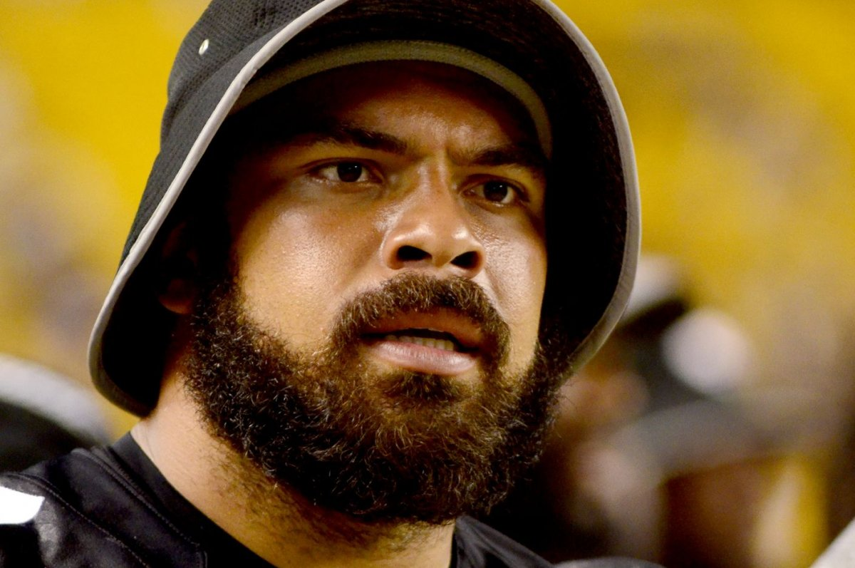 Injured Pittsburgh Steelers DE Cameron Heyward says he s done for