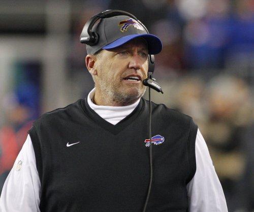 Buffalo Bills' Rex Ryan blows off rumors of impending firing