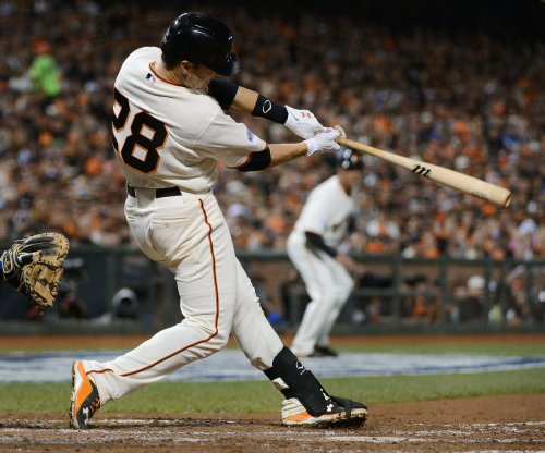 San Francisco Giants batter Minnesota Twins to salvage series finale