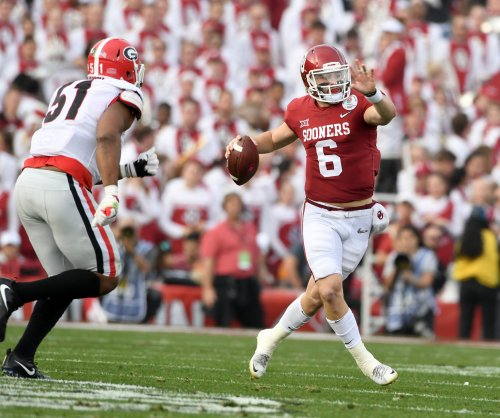 Baker Mayfield leads list of finalists for Lombardi Award
