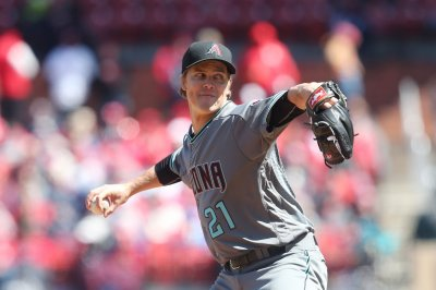 Greinke figures to keep runs down for D-backs vs. Brewers
