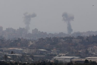 Israel Air Force strikes 15 Hamas targets in Gaza