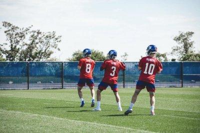 Giants' Tate compares Eli Manning-Daniel Jones to Brett Favre-Aaron Rodgers