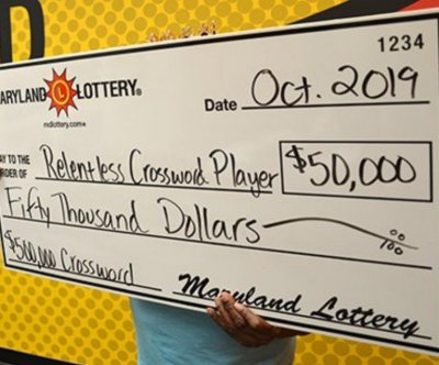 Maryland woman put off buying winning lottery ticket for four days