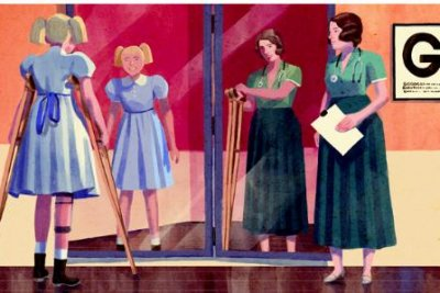 Google honors polio expert Dame Jean Macnamara with new Doodle