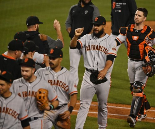 """SF Giants to become 1st MLB team to wear rainbow """"Pride"""" uniforms"""