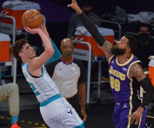 Hornets' LaMelo Ball wins Rookie of the Year over T-Wolves' Anthony Edwards