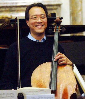 Yo-Yo Ma to perform at New York museum