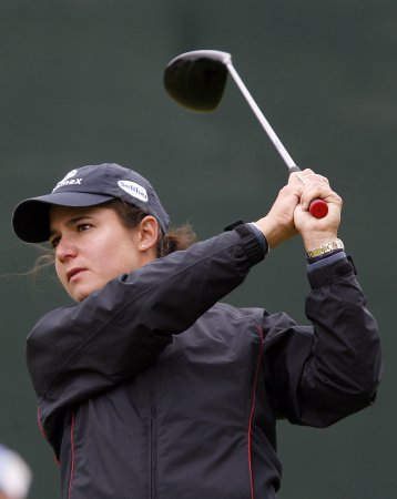 McPherson takes lead in LPGA Championship