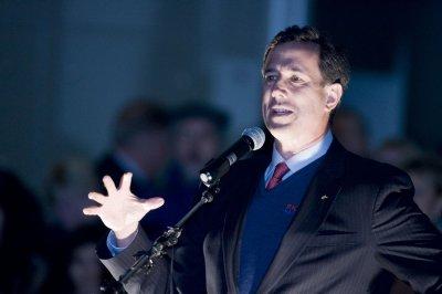 Santorum leading in Michigan poll