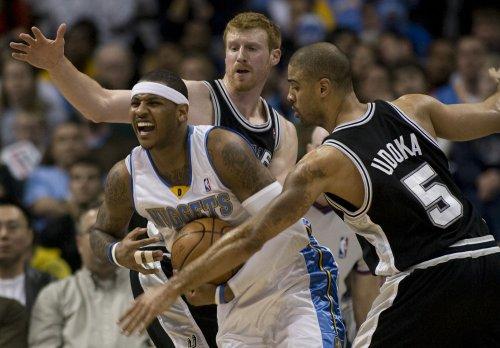 NBA: Denver 104, San Antonio 96