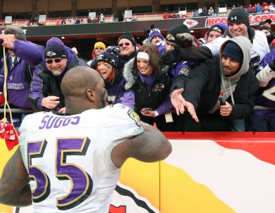NFL: Baltimore 30, Kansas City 7