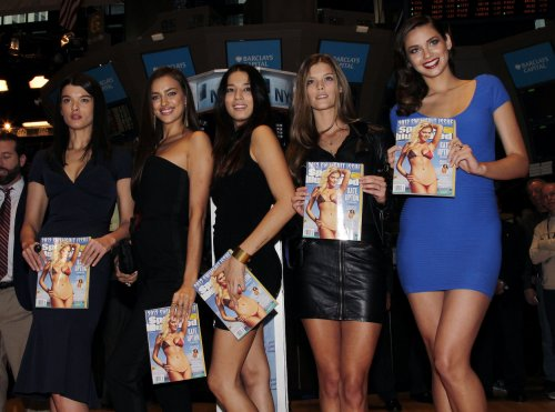 SI swimsuit issue hits newsstands