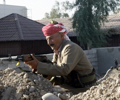 Kurds: Large portions of Iraqi town Sinjar seized from Islamic State