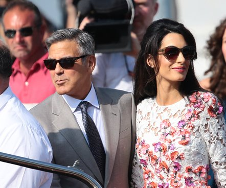 Amal Clooney threatened with arrest in defending journalists