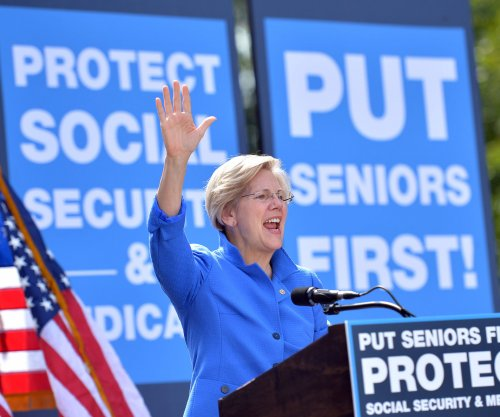 Boston Globe calls on Elizabeth Warren to run for president