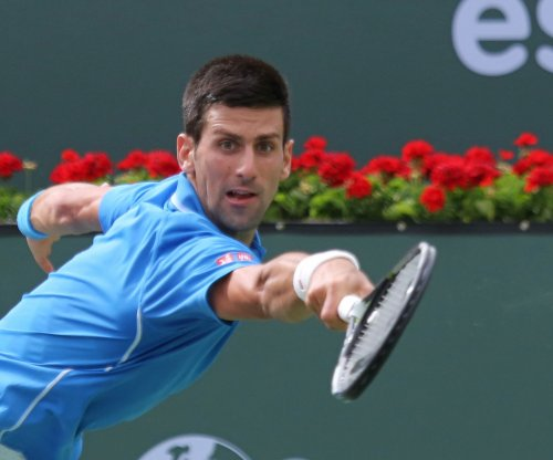Djokovic moves on in Rome