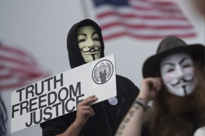 Anonymous accuses web service CloudFlare of helping Islamic State