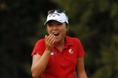 Lydia Ko leads U.S. Women's Open with birdie on 18