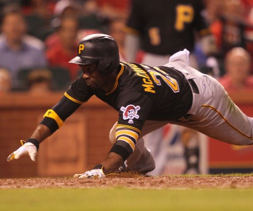 Andrew McCutchen's HR, 2 RBI power Pittsburgh Pirates past Los Angeles Dodgers