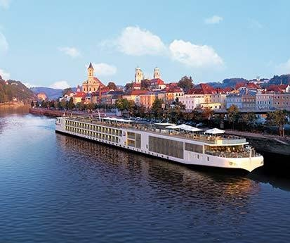 Two die as Viking River Cruise ship strikes German bridge