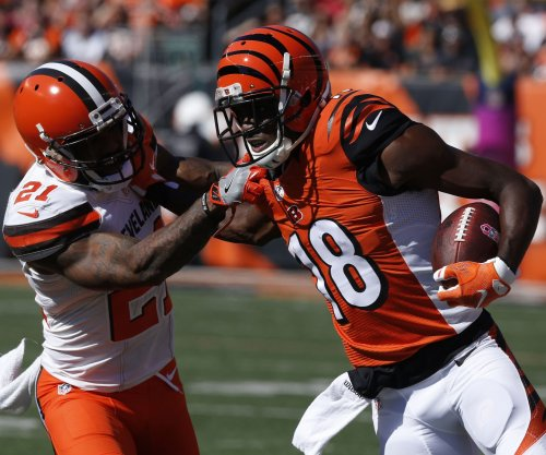 Cincinnati Bengals WR A.J. Green not expected to play against Cleveland Browns