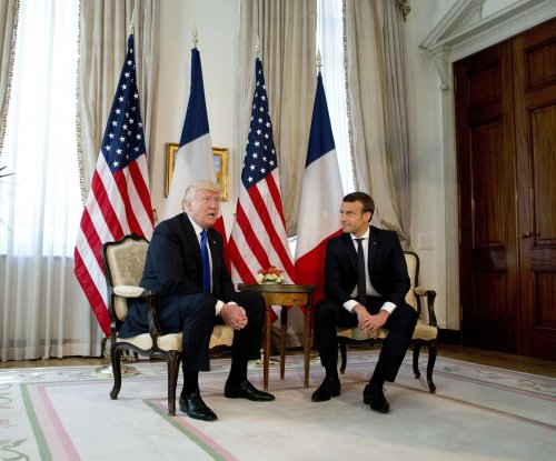 Trump heads to France for Bastille Day celebrations with Macron