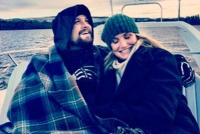 Benji Madden celebrates 'beautiful wife' Cameron Diaz's birthday