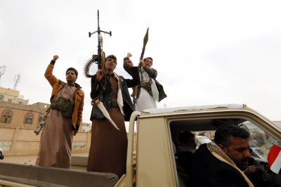 Saudi Arabia intercepts ballistic missile near Yemen border