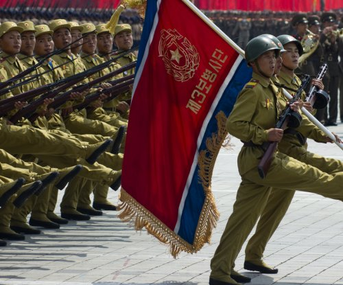 North Korea may hold massive military parade on eve of Olympics