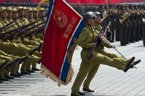 North Korea may hold massive military parade on eve of Olympics