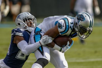 Panthers WR Funchess sits out practice again