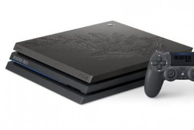 Sony announces new PS4 Pro console inspired by 'Last of Us Part II'
