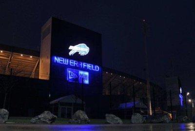 Buffalo Bills, New Era ending stadium naming rights partnership