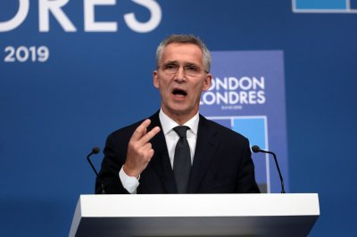 NATO concludes defense chiefs' conference with praise for military plans