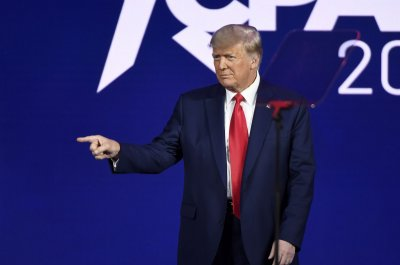 Trump declares political journey is 'far from over' to close CPAC 2021