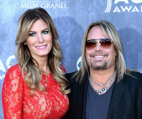 Motley Crue's Vince Neil 'home and resting' after fall from stage